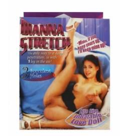 Nafukovací panna - Dianna Stretch nafukovací panna - 5146320000