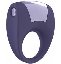 Erekční kroužky vibrační - Ovo B8 Erekční kroužek vibrační - fialový - vOVOB8LIL