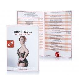 Erotické hry - Prověrka na sexy sestřičku - 5908234449761