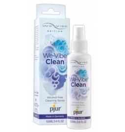 Péče o erotické pomůcky - Pjur We-vibe Clean Čistící sprej 100 ml - 6306750000