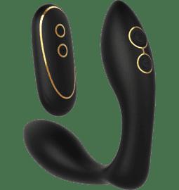 Vibrátor na prostatu - Dream Toys Elite Renee - multifunkční stimulátor - dc21724