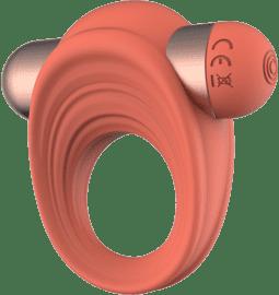 Erekční kroužky vibrační - Dream toys Charismatic Clea - dc21774