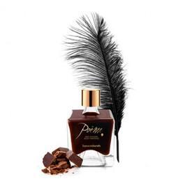 Erotické sladkosti - Bijoux indiscrets Poeme tmavá čokoláda na tělo 50ml - bb0122