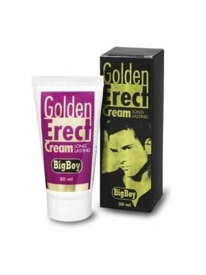 Lepší erekce - Big Boy Golden Erect Cream pro muže 50 ml - E22562