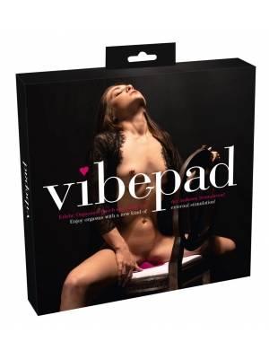 Vibrátory na klitoris - VibePad stimulátor UNISEX- fialová - 5947330000