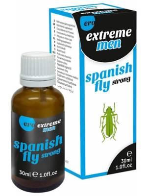 Zvýšení libida - Hot Extreme Men Španělské mušky 30 ml - doplněk stravy - 6154200000