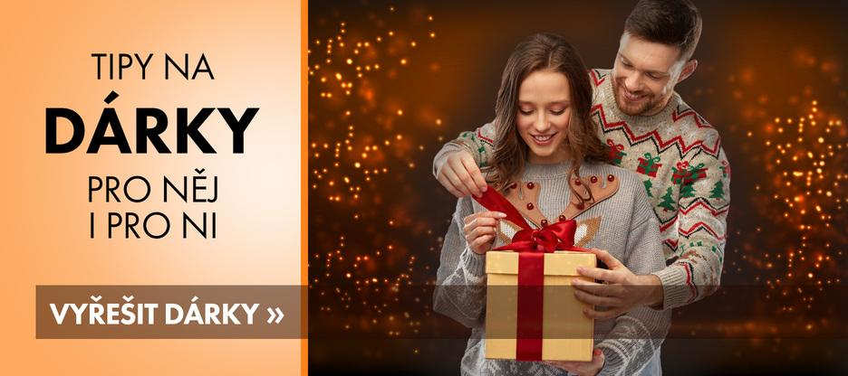 Tipy na 🎄 vánoční  dárky