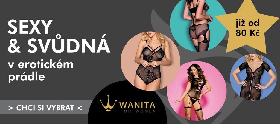 Sexy a svůdná v erotickém prádle 👗 Wanita